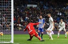 ريال مدريد بمواجهة سهلة أمام ألافيس... وبرشلونة يأمل بمعجزة