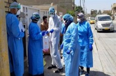 حقوق الانسان: اصابات الملاكات الطبية بكورونا كبيرة قياسا بباقي الدول وسجلنا 3136 حالة