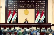 البرلمان.. اجتماع لقادة الكتل للتوصل إلى اتفاق بشأن الدوائر الانتخابية