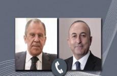 لافروف وتشاووش أوغلو بحثا تفاقم الأوضاع بين أذربيجان وأرمينيا