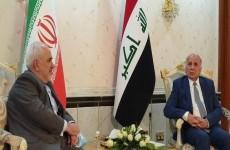 الخارجية تكشف عن تفاصيل زيارة وزيرها الى إيران