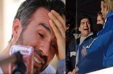 """شهود عيان: مارادونا تشاجرمع طبيبه المتهم بارتكاب """"القتل الخطأ"""" قبل أيام قليلة من وفاته"""