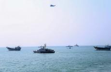 الجيش الإيراني يبدأ مناورات صاروخية في بحر عمان وروحاني: انتصرنا على الضغوط الأميركية