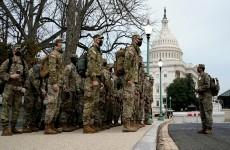 قبيل مراسم تنصيب بايدن... واشنطن تشهد انتشارا عسكريا غير مسبوق