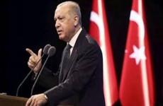 أردوغان: عدم تسليم تركيا مقاتلات إف ـ 35 الاميركية خطأ جسيما