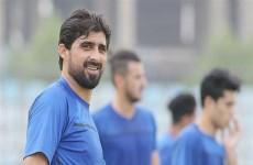 لاعب عراقي ضمن نجوم غرب اسيا لشهر شباط
