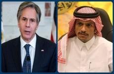 قطر وأمريكا يبحثان أوضاع ثلاث دول بينها العراق