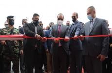 النقل تعلن افتتاح طريق ومدخل موانئ أم قصر