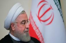 """روحاني يعلن البدء بضخ غاز اليورانيوم """"uf6"""" في أجهزة الطرد المركزي بمفاعل نطنز النووي"""