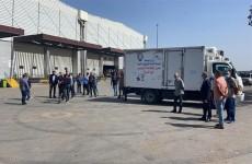 وصول وجبة جديدة من اللقاحات المضادة لكورونا الى العراق