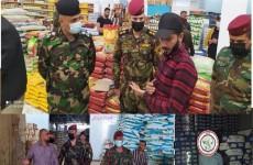 الاستخبارات تنفذ عملية لملاحقة المتلاعبين باسعار المواد الغذائية