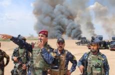 الشرطة الاتحادية تدمر 3 أوكار لعصابات داعش في كركوك
