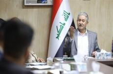 الاسدي يشدد على اتباع العمل النوعي لمواجهة الارهاب