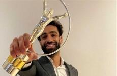 محمد صلاح يظفر بجائزة عالمية جديدة