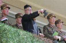 """زعيم كوريا الشمالية يدعو الى """"حالة تأهب قصوى"""""""