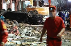 """بالفيديو.. انفجار غازي """"ضخم"""" يودي بحياة العشرات وجرح المئات في الصين"""