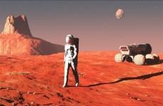 دراسة: البشر قادرون على الإنجاب والتكاثر على سطح المريخ!