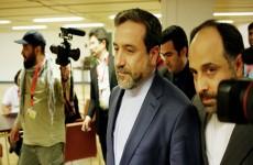"""عراقجي: إدارة بايدن شريكة في """"جرائم ضد الإنسانية"""""""