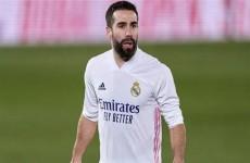 رسميا.. كارفاخال لاعب ريال مدريد حتى 2025