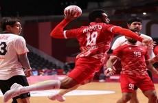 اولمبياد طوكيو.. يد البحرين تحقق فوزا تاريخيا