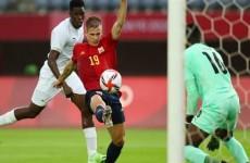 اولمبياد طوكيو.. اسبانيا اول المتأهلين الى نصف نهائي كرة القدم
