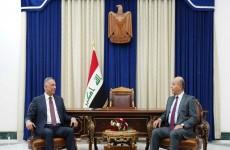 صالح والكاظمي يؤكدان إجراء الانتخابات في موعدها المحدد
