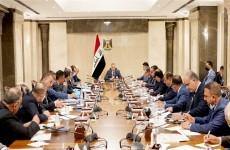 """اجتماع """"رفيع"""" بشأن بناء المدارس في العراق"""