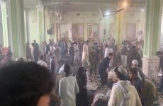 وسائل اعلام افغانية: قتلى وجرحى جراء تفجير انتحاري داخل مسجد في قندهار