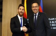 رئيس برشلونة السابق: لو كنت رئيسا لما سمحت برحيل ميسي