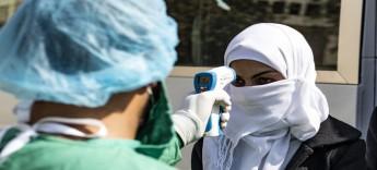العراق يسجل 2726 اصابة بكورونا وشفاء 2271 مصاباً