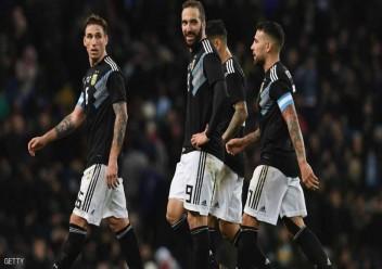استبعاد هداف الدوري الإيطالي ماورو إيكاردي من القائمة النهائية لمنتخب الارجنتين