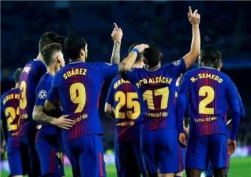 برشلونة بانتظار تحقيق رقم تاريخي في مباراته امام ديبورتيفو ألافيس