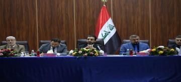 """رئيس البرلمان العراقي:  البصرة تعاني نتيجة تراكمات وتقصير """"الحكومات المتعاقبة"""""""