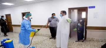 العراق يسجل 3441 إصابة جديدة بفيروس كورونا و57 وفاة