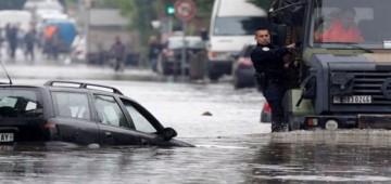فيضانات غامرة تغرق باراغواي