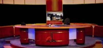 البث التجريبي لاذاعة روافد المرئية من بلجيكا