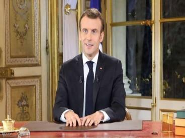 """الاعلام الفرنسي :ماكرون """"يخيب ظن"""" الفرنسيين.. ويعيد طرح وعود """"قديمة"""""""