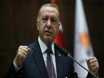 أردوغان: أرمينيا أظهرت من جديد أنها تمثل أكبر تهديد للسلام والاستقرار في المنطقة