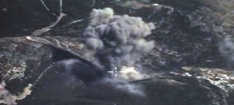النظام السوري يقصف مخيم اليرموك وأحياء جنوب دمشق