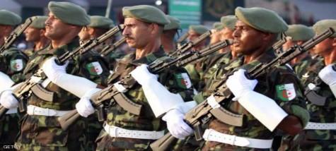 الجزائر تُعين قائد جديد للقوات البرية