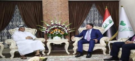 مزاد منصب وزيرالدفاع يرتفع الى ( 70) مليون دولار برعاية قطرية .