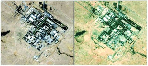 منشأة في صحراء النقب.. إسرائيل توسع نشاطها النووي بالتوازي مع التحريض على إيران