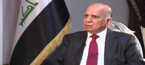 وزير الخارجيَّة: العراق يدعم لغة الحوار والتفاوض لإيجاد حلول بناءة ترضي الجميع