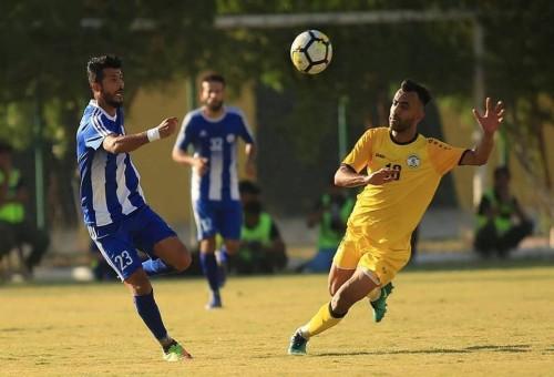 الكرخ يعود الى الدوري العراقي الممتاز لكرة القدم بعد تغلبه على مضيفه الصناعة 1-0