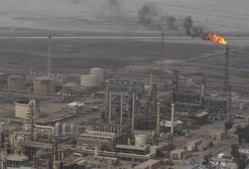 وزارة النفط: مصفى بيجي يعمل بطاقته الانتاجية المقررة