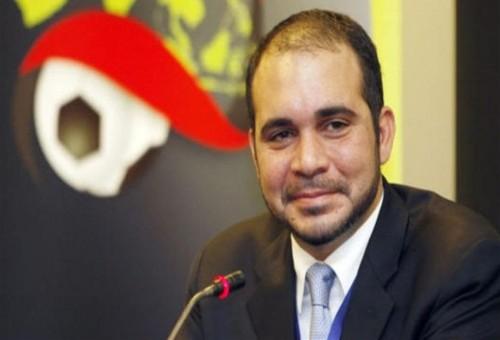 الأمير علي يؤكد دعمه المطلق لحق العراق باللعب على أرضه