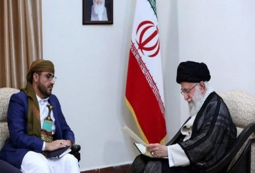 المرشد الأعلى الإيراني: السعودية والإمارات تسعيان لتقسيم اليمن