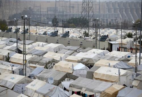 أردوغان: لا يمكن لتركيا أن تتحمل موجة نزوح أخرى من سوريا