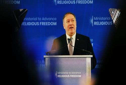 """واشنطن تتهم طهران بأنشطة نووية """"سرية"""""""