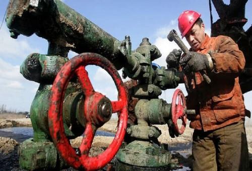 انخفاض أسعار النفط وسط مخاوف على الاقتصاد الصيني